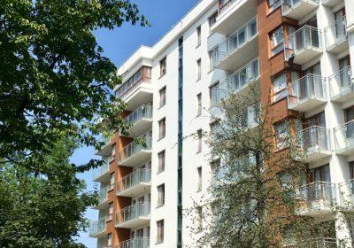MINI apartamenty- zdjęcie budynku