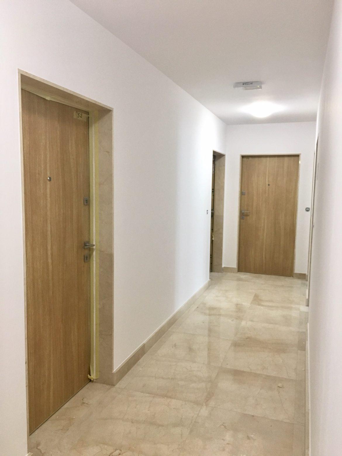 MINI apartamenty- zdjęcie korytarza